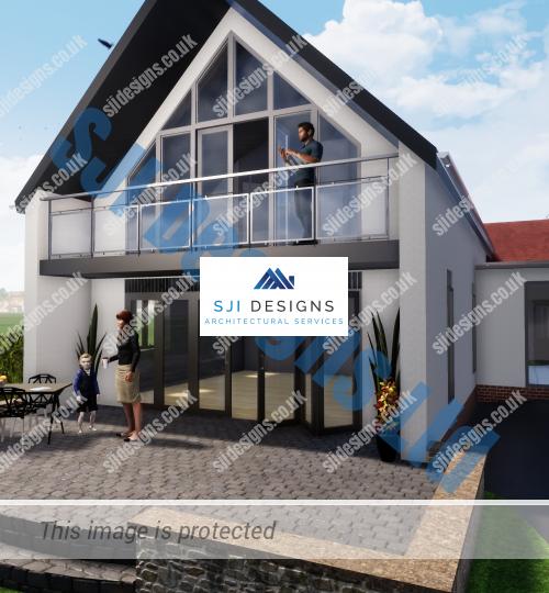 3d Render - SJI Designs Ltd